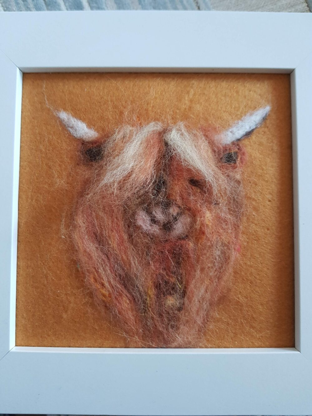 Highland cow. at Henley Circle Online Shop
