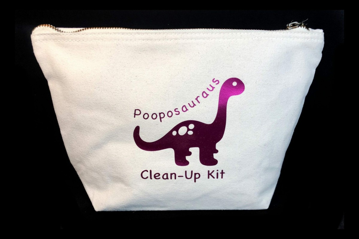 Poopasaurus Baby Change Bag at Henley Circle Online Shop