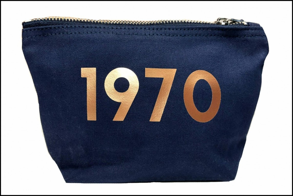 Personalised Year Accessory Bag at Henley Circle Online Shop
