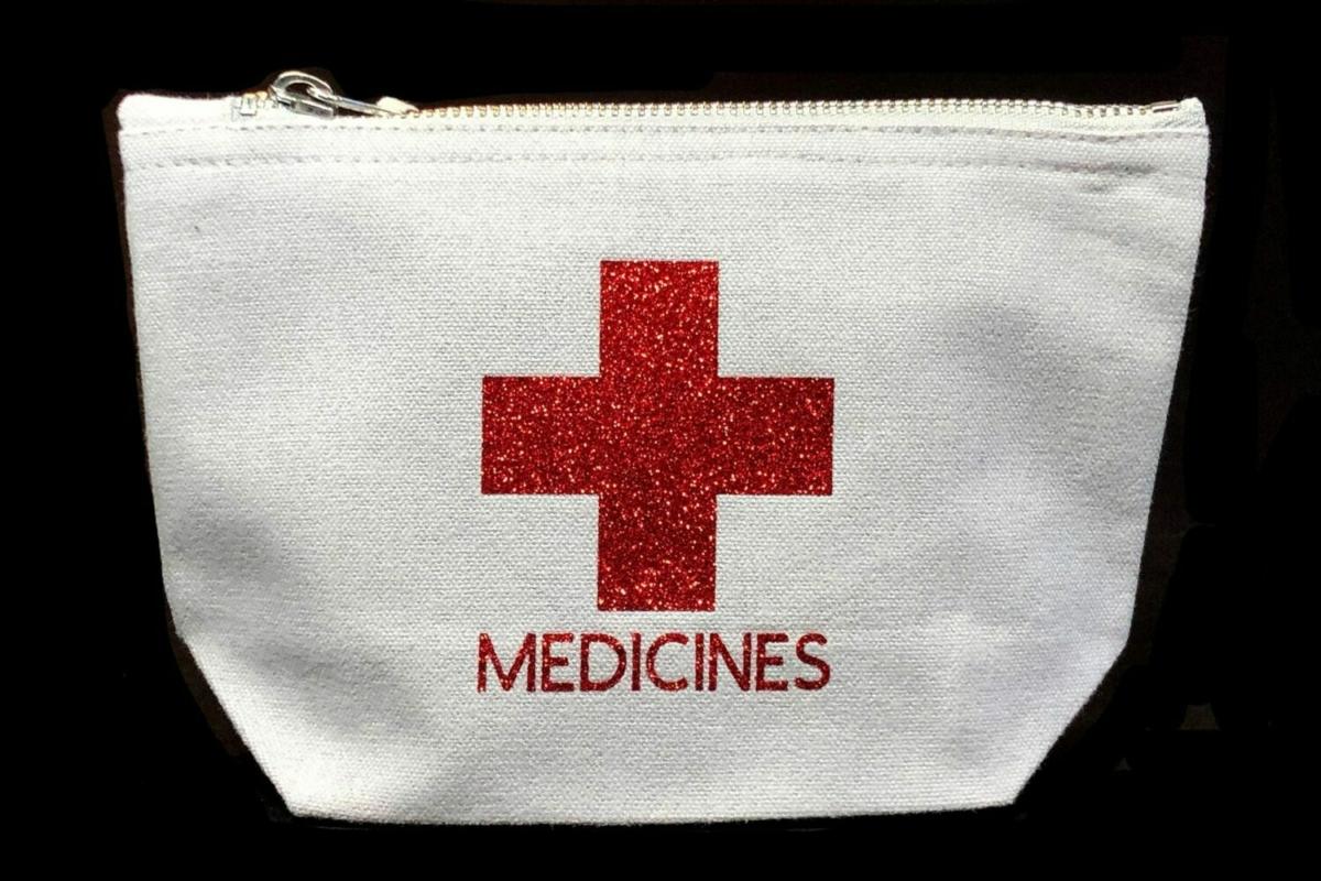 Medicines Accessory Bag at Henley Circle Online Shop