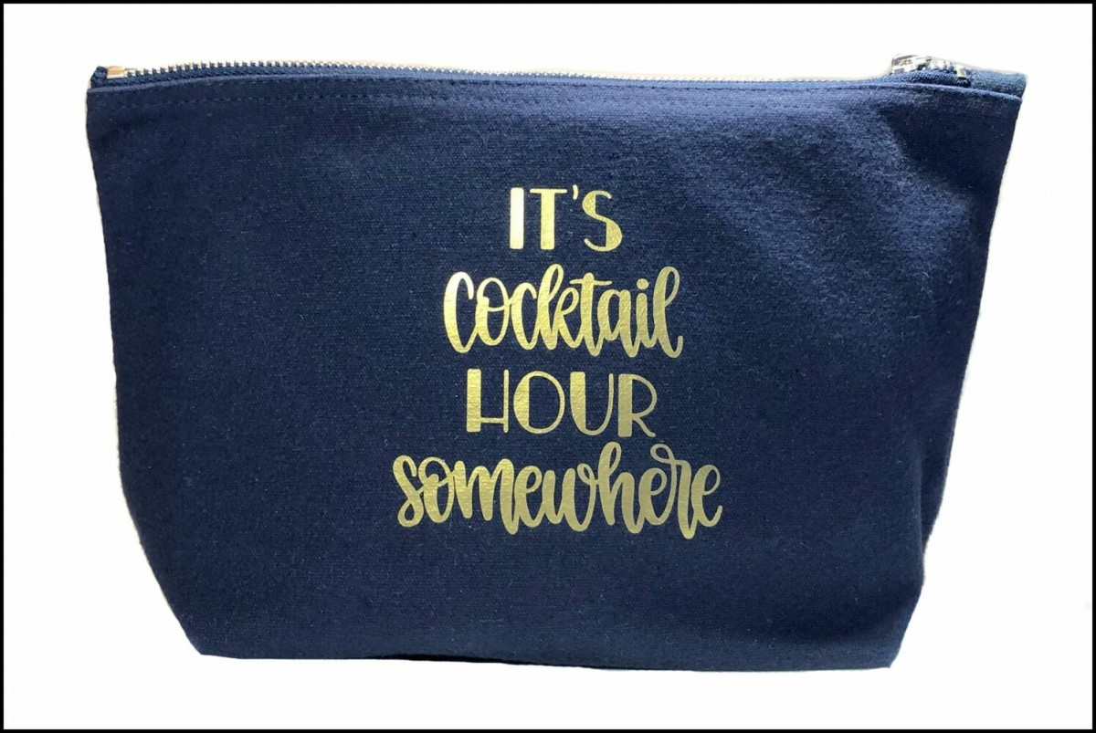 Cocktail Hour Accessory Bag at Henley Circle Online Shop