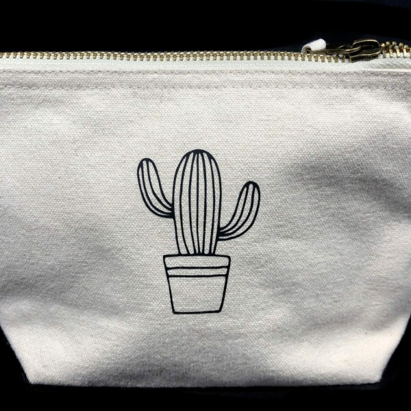 Cactus Accessory Bag at Henley Circle Online Shop