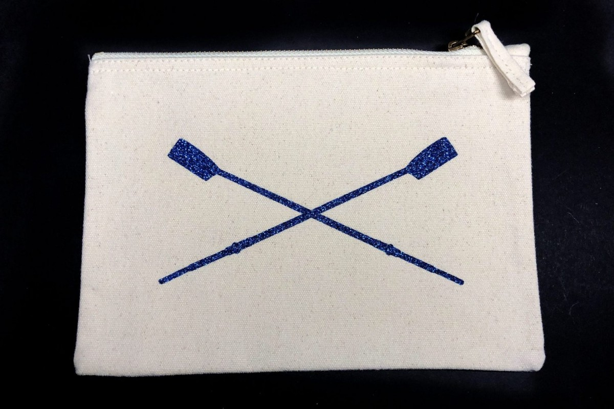 Crossed Oars Accessory Bag at Henley Circle Online Shop