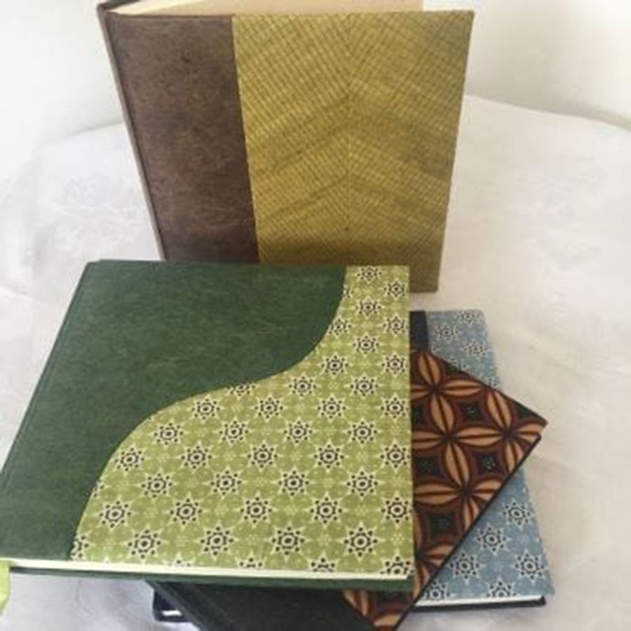 Exquisite Hand-made Paper Notebooks at Henley Circle Online Shop