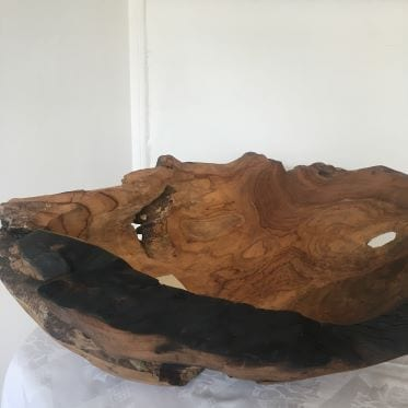 Rustic Tree Bowl at Henley Circle Online Shop