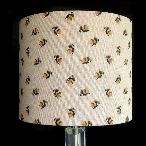 Honey Bees Lampshade at Henley Circle Online Shop
