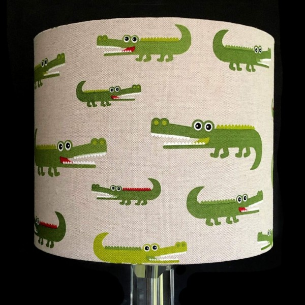 Crocodile Lampshade at Henley Circle Online Shop