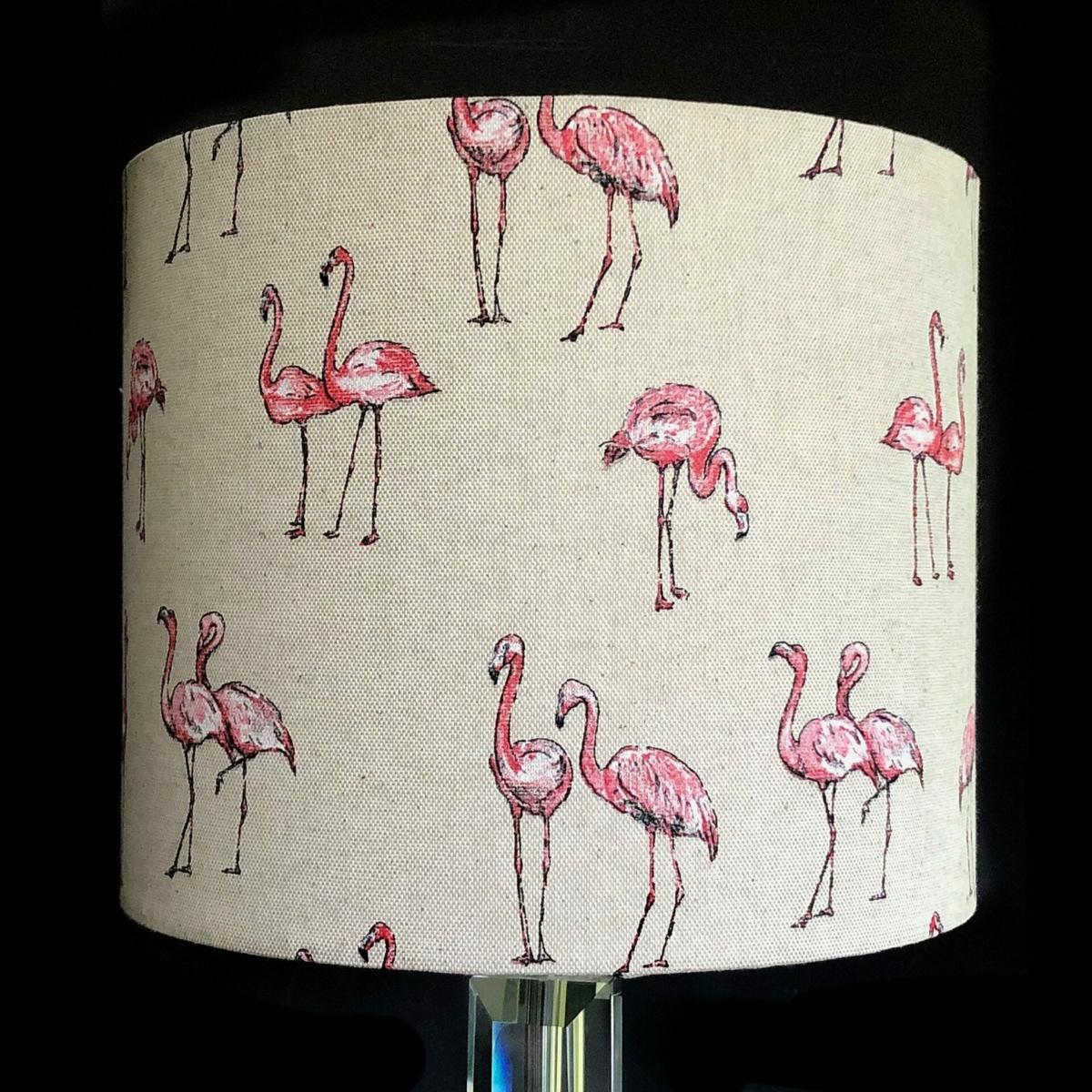 Flamingo Lampshade at Henley Circle Online Shop
