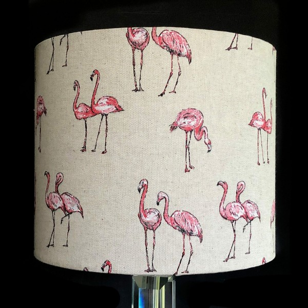 Flamingo Lampshade at Henley Circle Online Shop