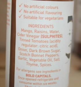 Fruity Bonnet – Scotch Bonnet, Mango & Raisin HoT Sauce 150ml at Henley Circle Online Shop