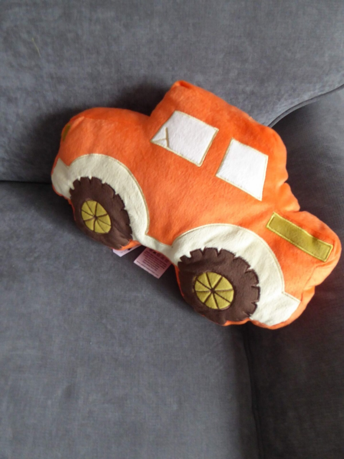 Truck / Lorry Cushion at Henley Circle Online Shop