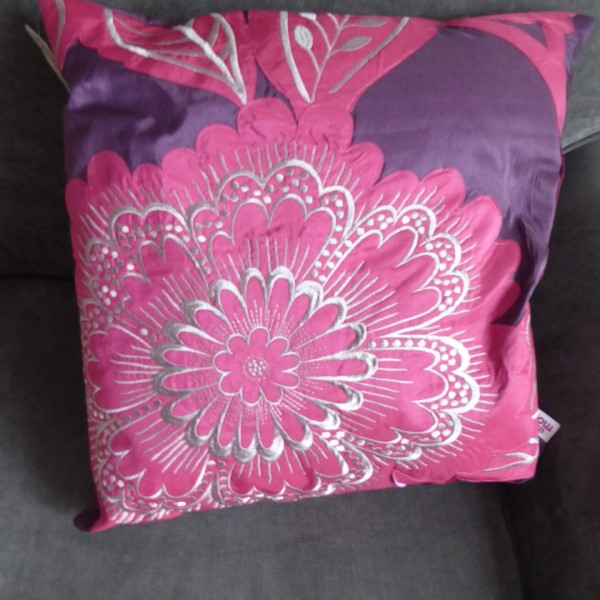 Roux Pink Cushion at Henley Circle Online Shop