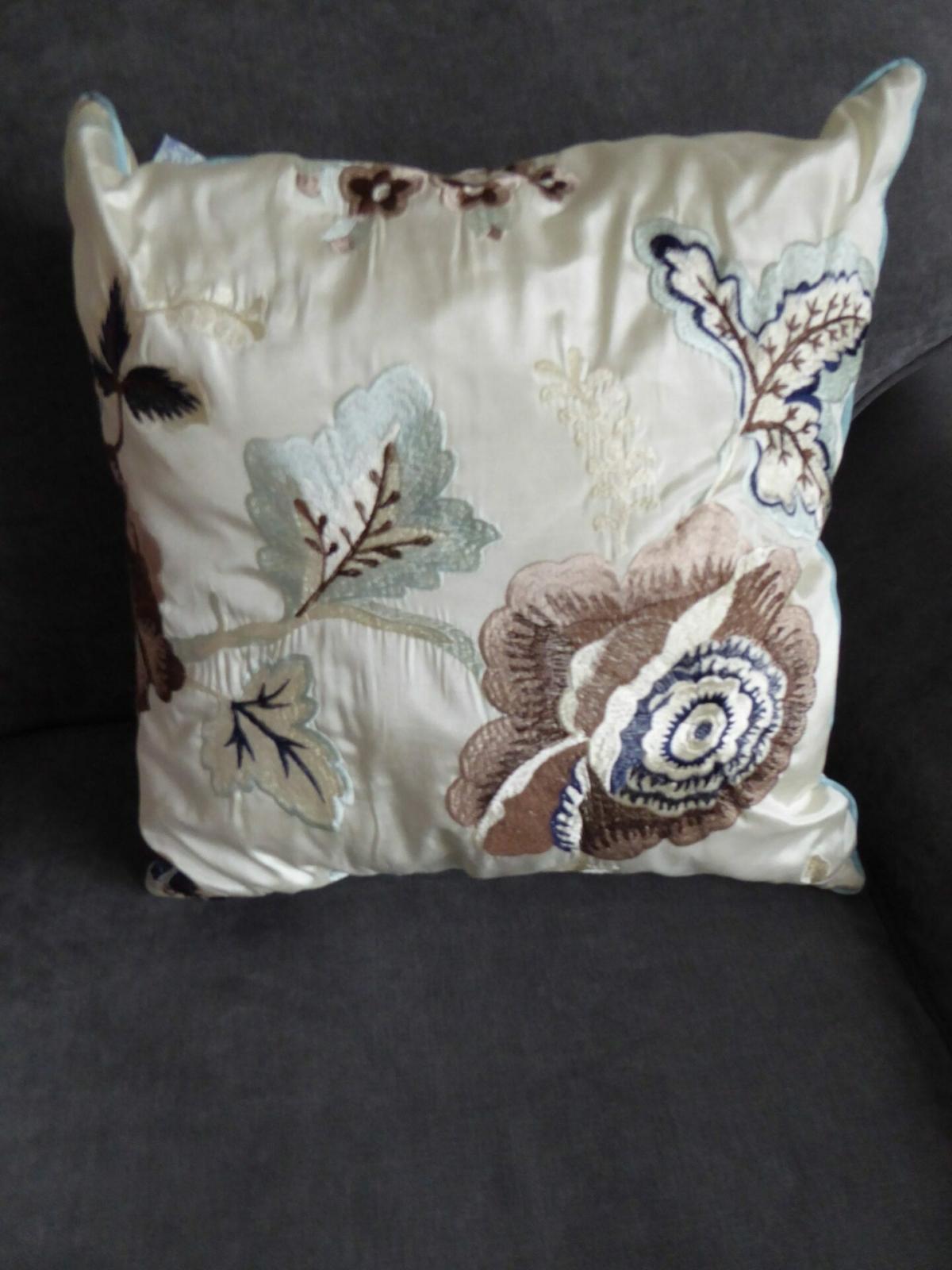 Silk Road Natural Cushion at Henley Circle Online Shop