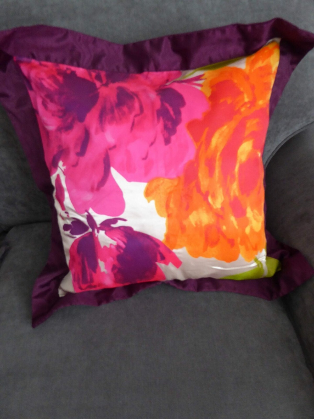 Bloomtastic Floral Cushion Cover at Henley Circle Online Shop