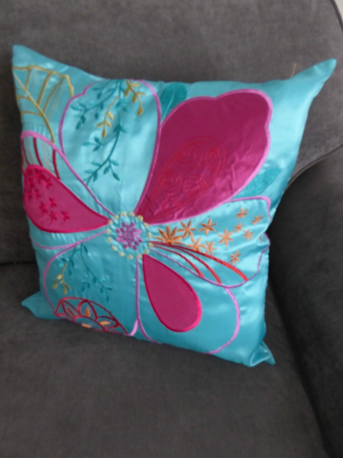 Rio Cover Turquoise Cushion Cover at Henley Circle Online Shop