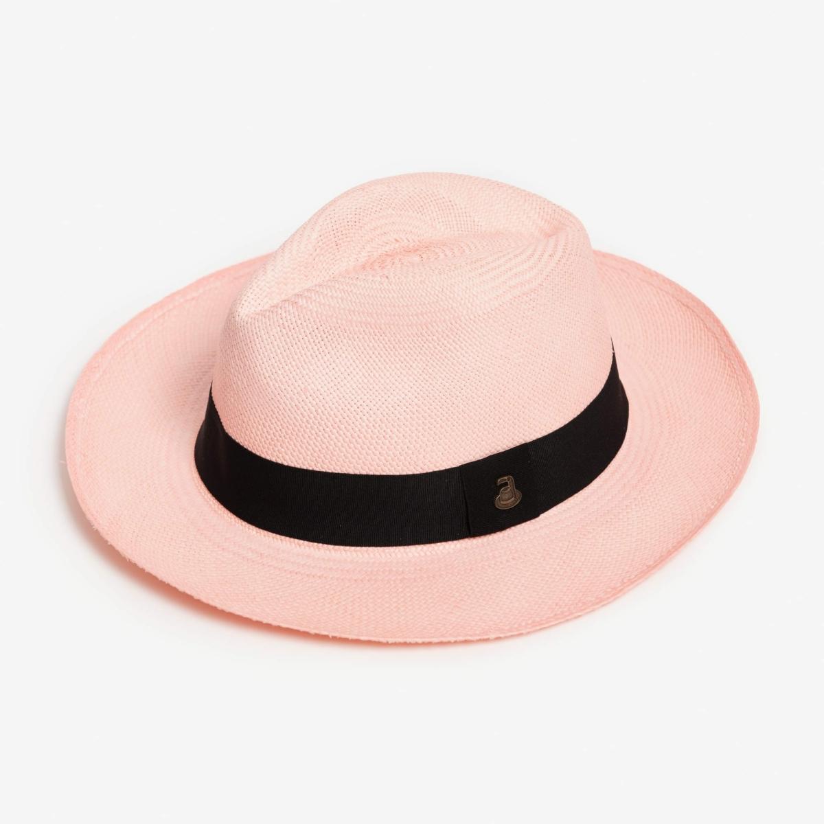 Panama Hat Regatta Pink