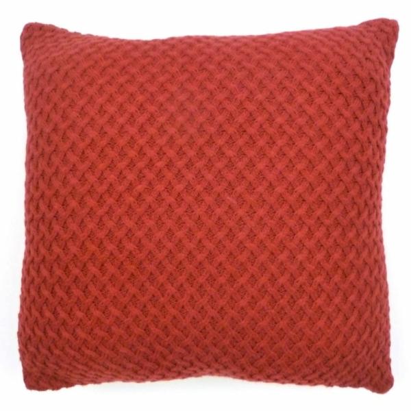 Gerbera Chocolate Cushion at Henley Circle Online Shop