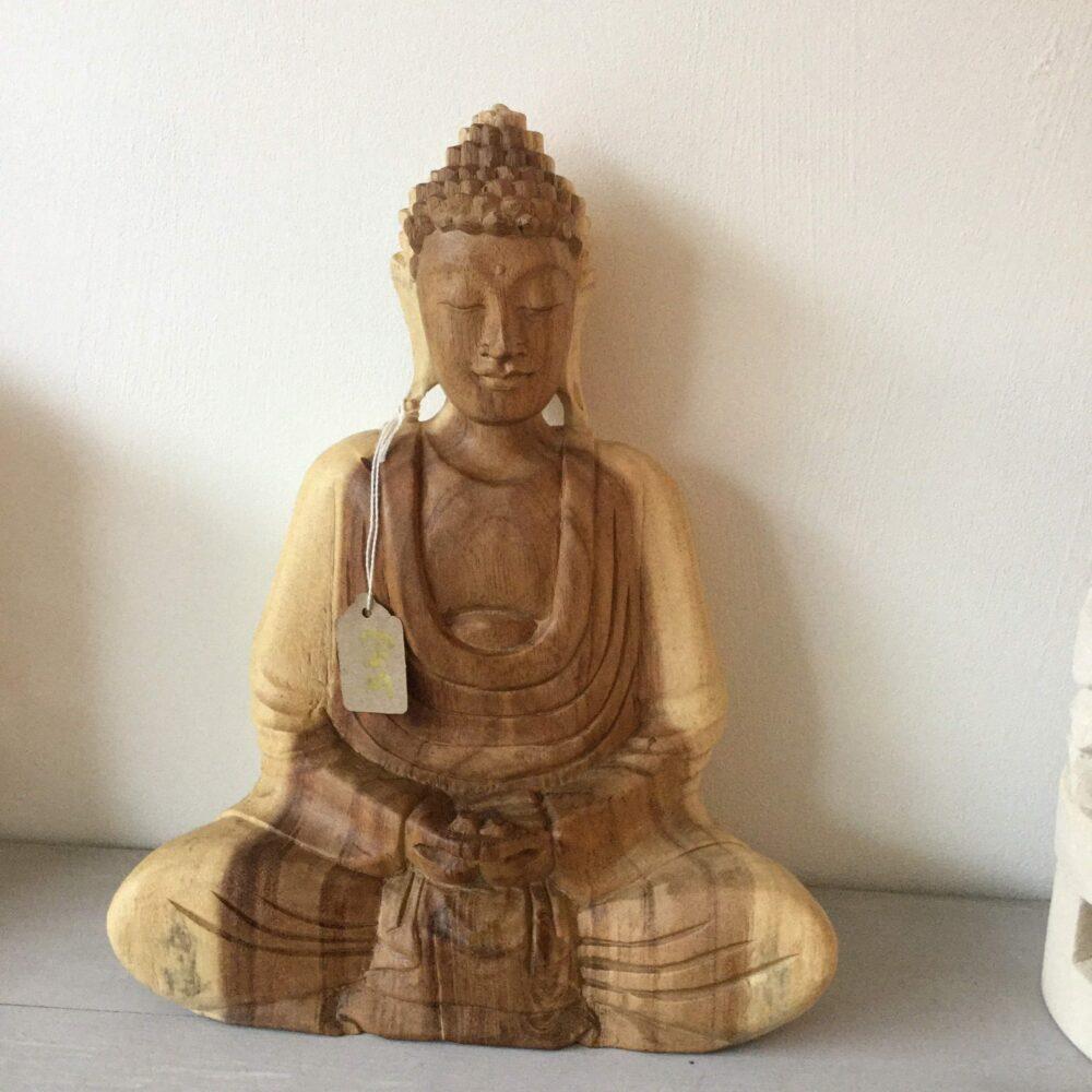 Praying Buddha at Henley Circle Online Shop