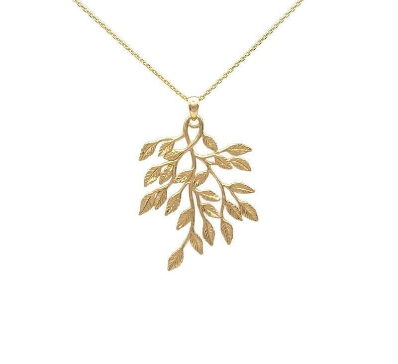 Nicky Blystad, Uara Necklace, Gold Plated Silver