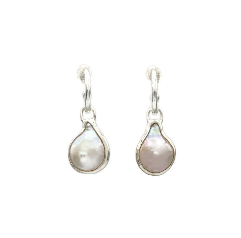 Hera Charm Hook With Mother Of Pearl Charm Drop at Henley Circle Online Shop