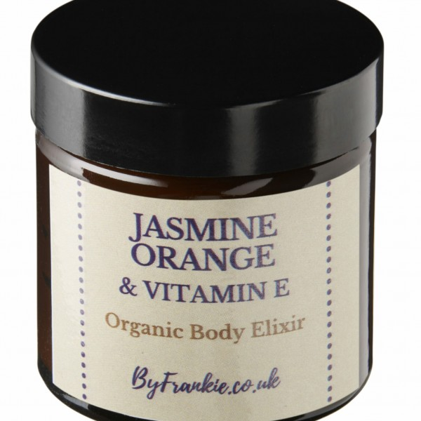 Organic Jasmine Orange & Vitamin Body Elixir 60g at Henley Circle Online Shop