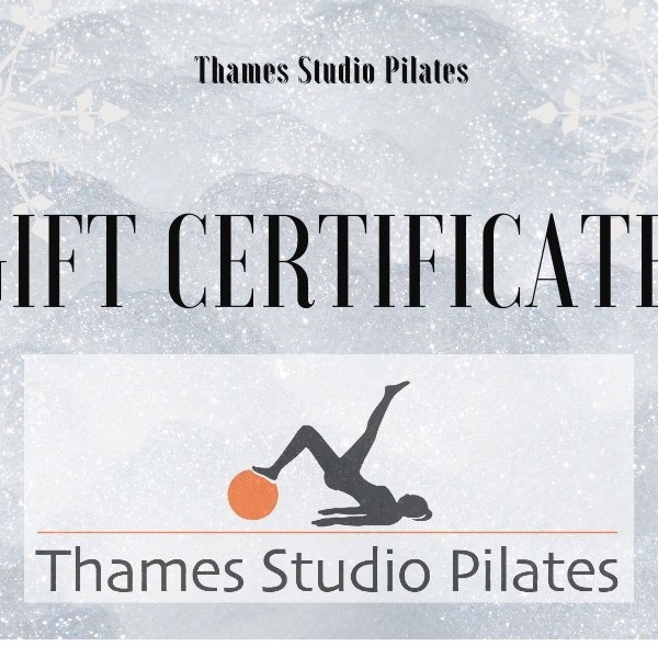 1 Hour Mat Pilates class for two Online