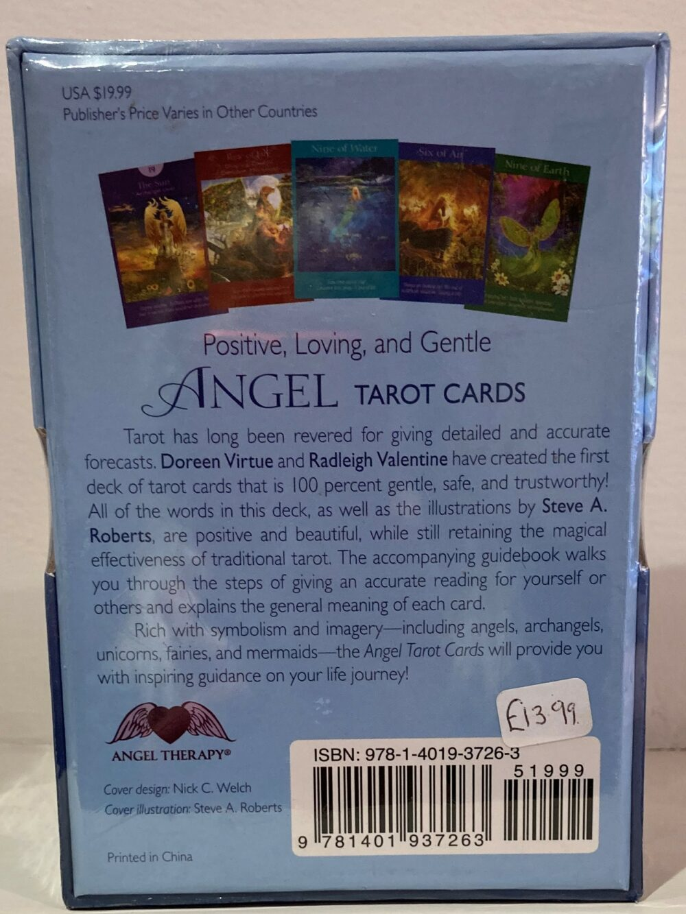 Angel Tarot Cards at Henley Circle Online Shop