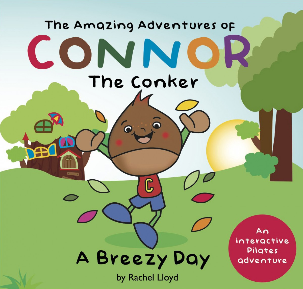 Connor the Conker at Henley Circle Online Shop