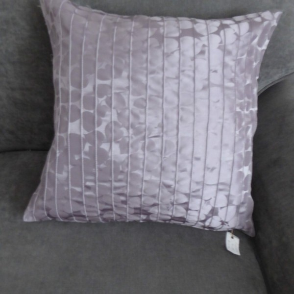 Honesty Pewter Silver Cushion Cover at Henley Circle Online Shop
