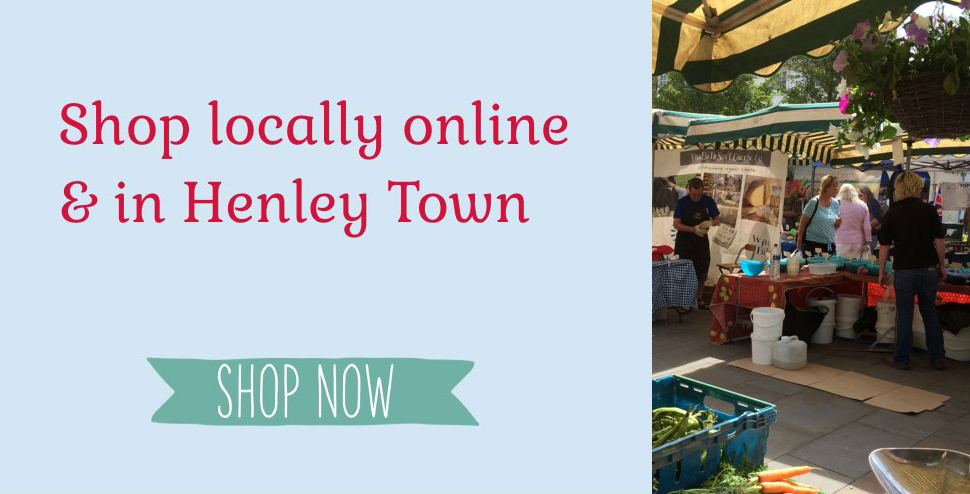 Local Shopping Henley on Thames