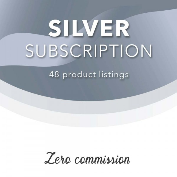 Silver 48 Products monthly subscription at Henley Circle Online Shop