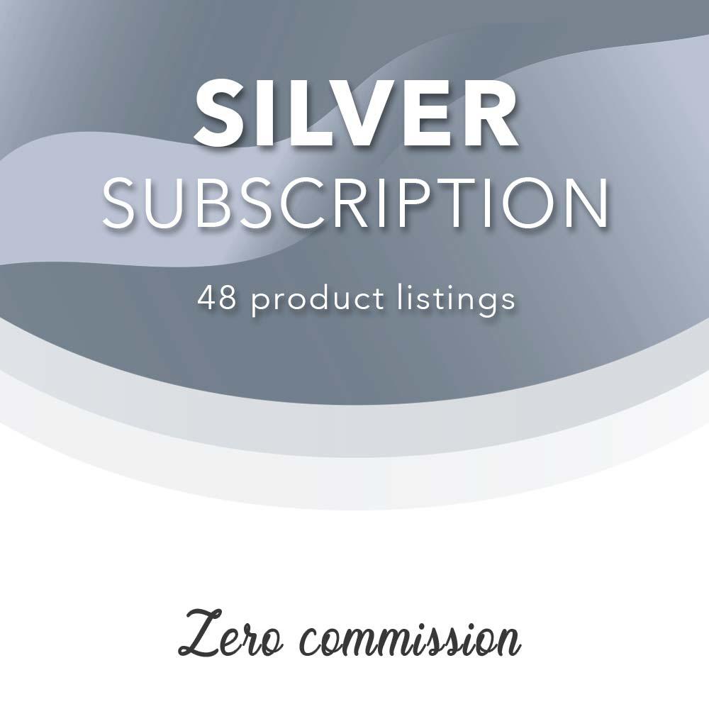 Henley Circle Silver Subscription