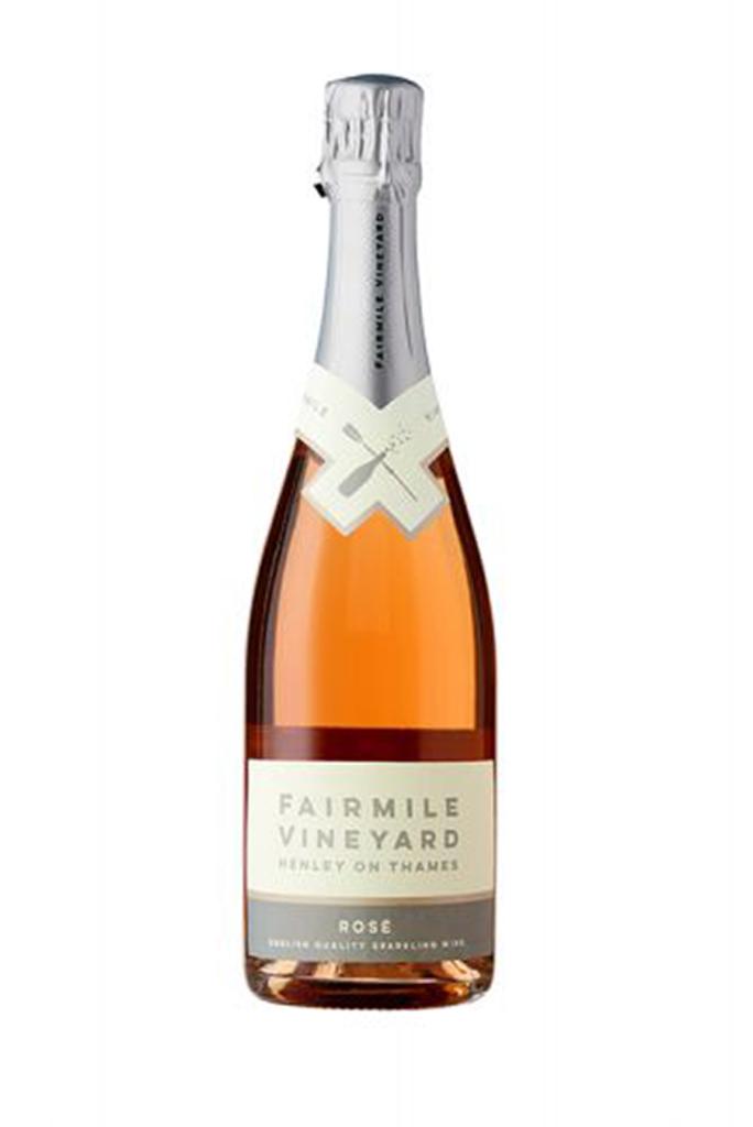Fairmile Vineyard Henley On Thames Sparkling Rosé at Henley Circle Online Shop