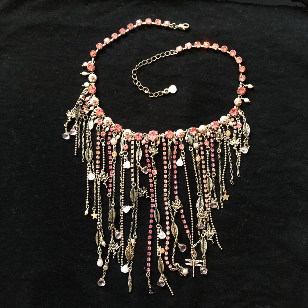 Fantasy Charms Pilgrim Danish Design Necklace at Henley Circle Online Shop