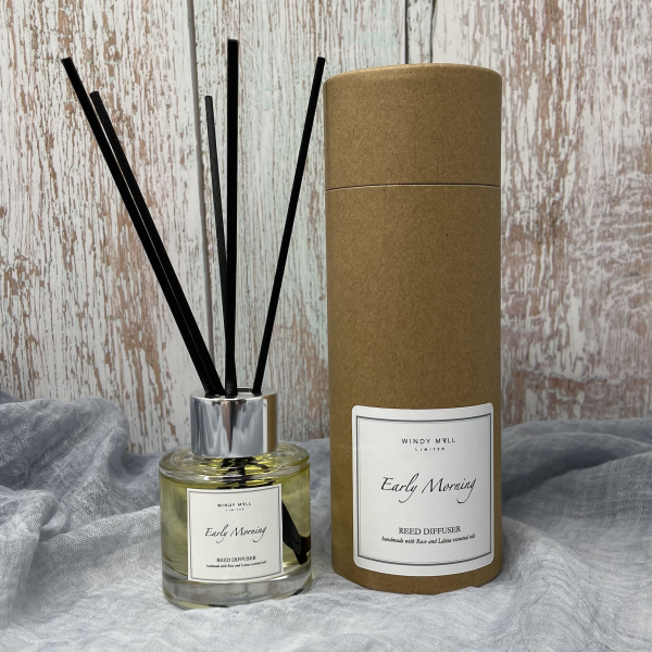 Early Morning – Reed Diffuser containing Essential Oils at Henley Circle Online Shop