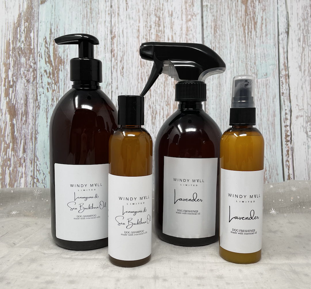 Lemongrass and Sea Buckthorn Oil Shampoo for Dogs at Henley Circle Online Shop